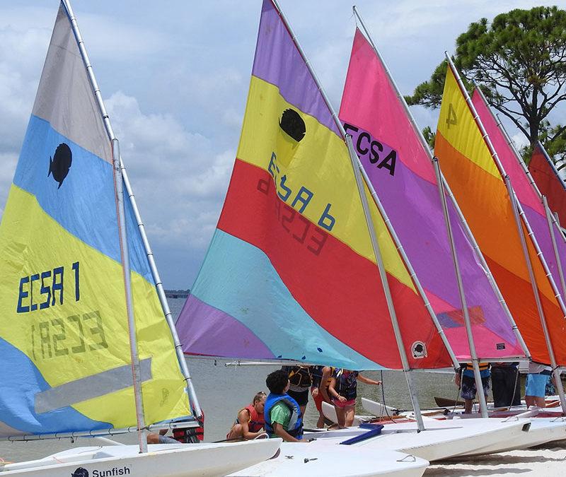 Emerald Coast Sailing Association Summer Classes